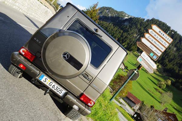 New Mercedes-Benz G-Class AMG