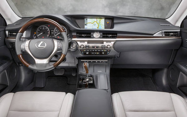 2013 Lexus ES350