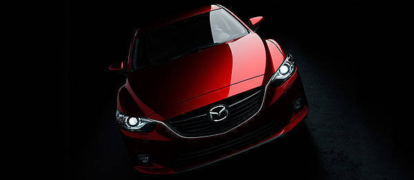 TopGear.com.ph Philippine Car News - Mazda reveals front fascia of all-new 6