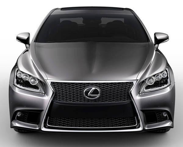 2013 Lexus LS460 F Sport