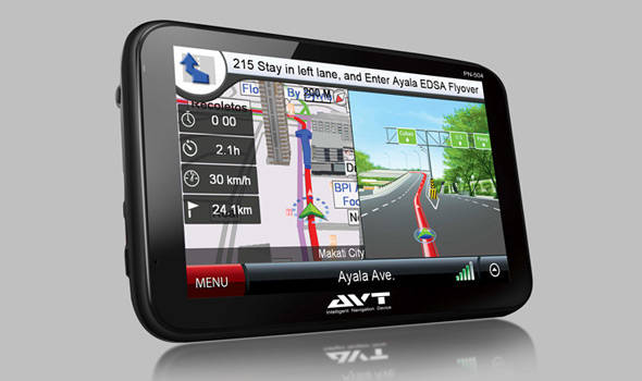 TopGear.com.ph Philippine Car News - PIMS 2012: AVT to showcase latest GPS system, portable tracking device