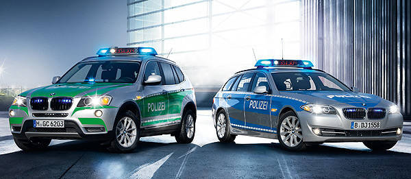 TopGear.com.ph Philippine Car News - BMW unveils its latest vehicles for police operations