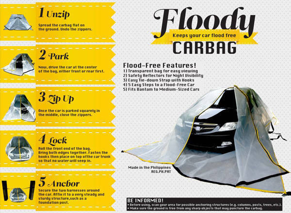 Floody Carbag