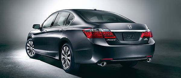 TopGear.com.ph Philippine Car News - Honda reveals all-new Accord