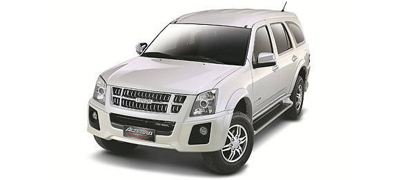TopGear.com.ph Philippine Car News - Isuzu Philippines introduces best-ever Alterra model