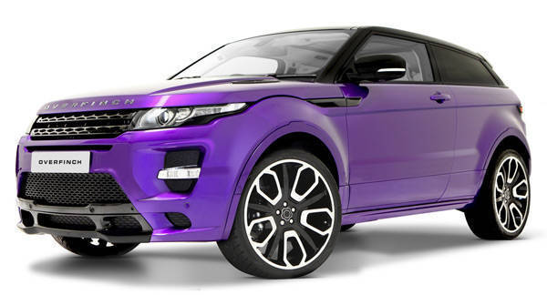 Overfinch Range Rover Evoque
