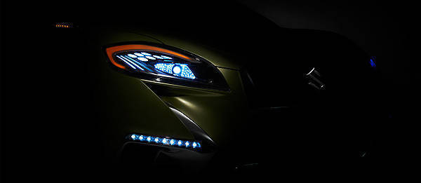 TopGear.com.ph Philippine Car News - Suzuki to reveal crossover concept car at Paris Motor Show