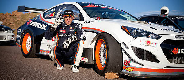"TopGear.com.ph Philippine Car News - Rhys Millen breaks ""Monster"" Tajima's Pikes Peak record"
