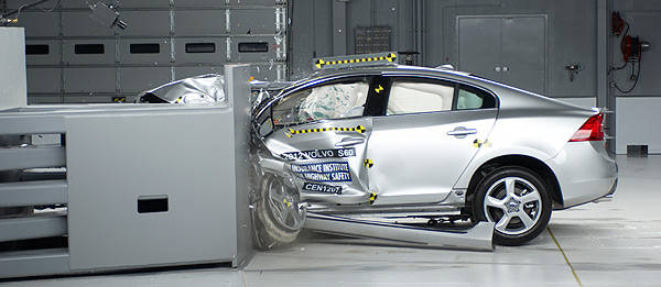 TopGear.com.ph Philippine Car News - Insurance group introduces new front crash test