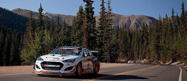 TopGear.com.ph Philippine Car News - Watch Rhys Millen's record-breaking run up Pikes Peak