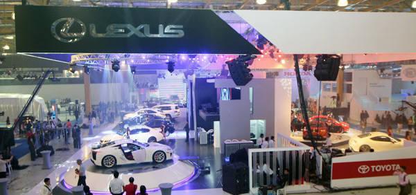 4th Philippine International Motor Show