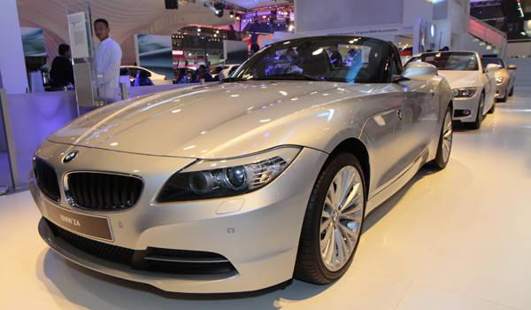 BMW convertibles