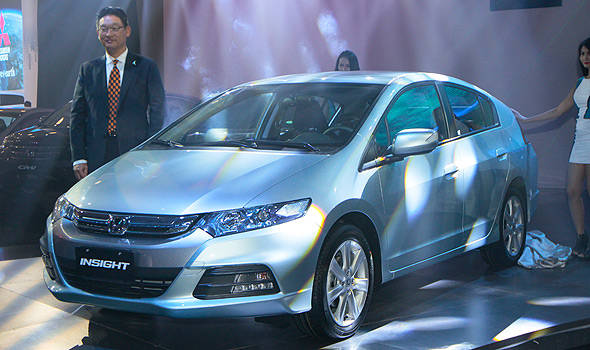 TopGear.com.ph Philippine Car News - PIMS 2012: Honda teases us with its hybrid models