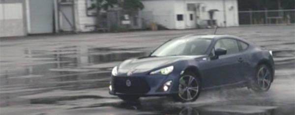 Toyota 86 video