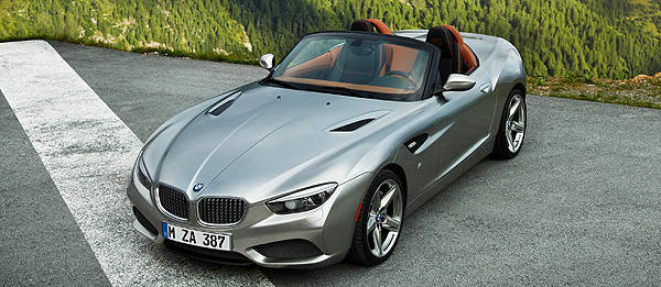 TopGear.com.ph Philippine Car News - BMW lops off Zagato Coupe's roof to come up with Zagato Roadster
