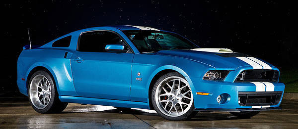 TopGear.com.ph Philippine Car News - Ford creates one-off Shelby GT500 Cobra