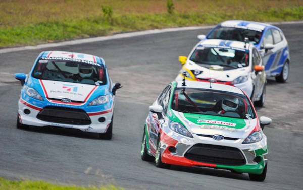 2012 TRS Cup season opener