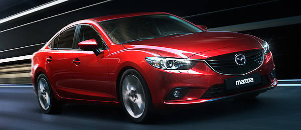 TopGear.com.ph Philippine Car News - Mazda 6 sedan revealed at Moscow Motor Show