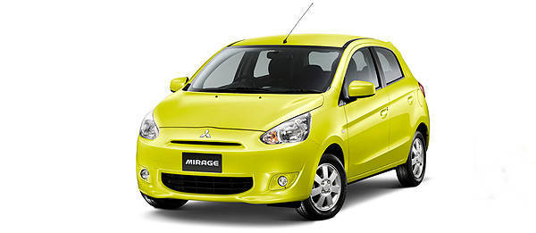 TopGear.com.ph Philippine Car News - Mitsubishi PH to bring Mirage in an exclusive pre-order road tour
