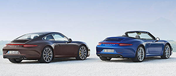 TopGear.com.ph Philippine Car News - Porsche brings all-wheel-drive system to seventh-generation 911 Carrera