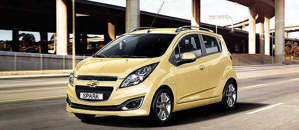TopGear.com.ph Philippine Car News - Chevrolet to reveal updated Spark, turbocharged Orlando