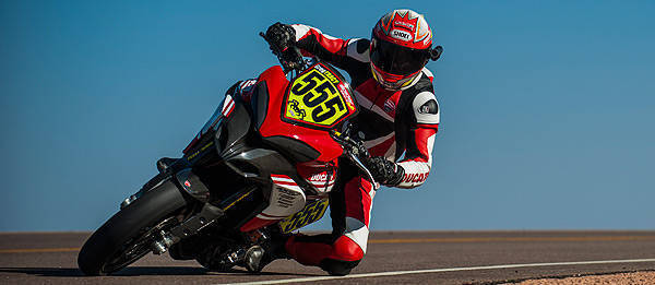 TopGear.com.ph Philippine Car News - Watch Greg Tracy scale Pikes Peak in a Ducati in under 10 minutes