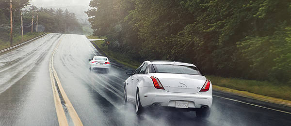 TopGear.com.ph Philippine Car News - Jaguar to introduce all-wheel drive system to XF, XJ models