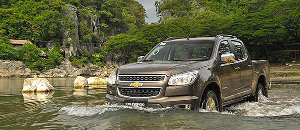 TopGear.com.ph Philippine Car News - Chevrolet Colorado goes on Discovery Channel