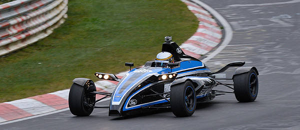 TopGear.com.ph Philippine Car News - Ford's 1.0-liter EcoBoost-powered Formula Ford beats supercars at Nurburgring