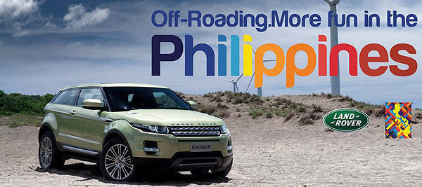 "TopGear.com.ph Philippine Car News - DOT teams up with Land Rover PH for its ""More Fun in the Philippines campaign"