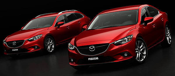 TopGear.com.ph Philippine Car News - You've seen the Mazda 6 sedan, now check out the wagon variant