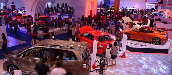 TopGear.com.ph Philippine Car News - CAMPI calls 4th Philippine International Motor Show a success