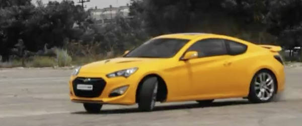 Hyundai Genesis Coupe video