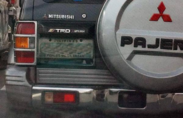 TRD Pajero