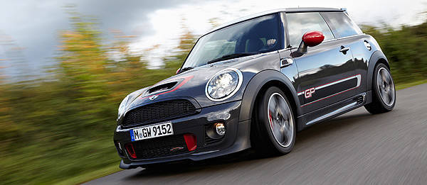 TopGear.com.ph Philippine Car News - Mini John Cooper Works GP to debut at Paris Motor Show