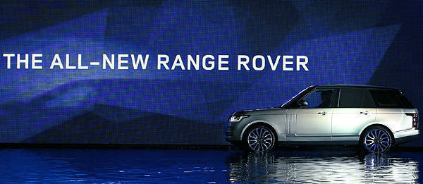 TopGear.com.ph Philippine Car News - Land Rover officially launches all-new Range Rover