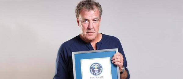 TopGear.com.ph Philippine Car News - Guinness World Record recognizes Top Gear as most widely-watched factual TV show