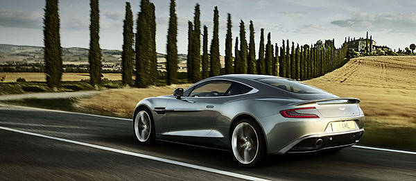 TopGear.com.ph Philippine Car News - You've seen the photos, now see the Aston Martin Vanquish in action