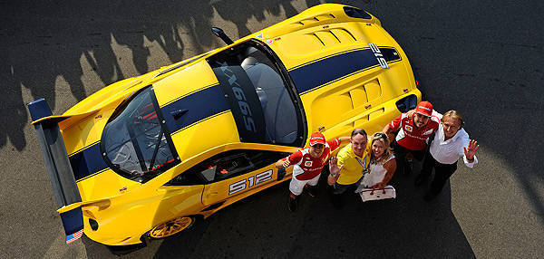 TopGear.com.ph Philippine Car News - €1.4 million Ferrari 599XX Evo turned over to winning bidder