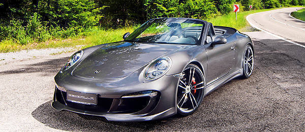 TopGear.com.ph Philippine Car News - Gemballa reveals its take on the all-new Porsche 911 Cabriolet