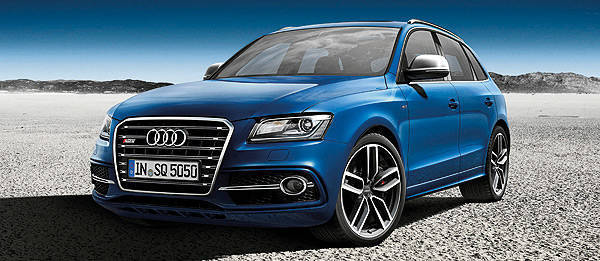 TopGear.com.ph Philippine Car News - Audi to show off high-performance Q5 diesel at Paris Motor Show