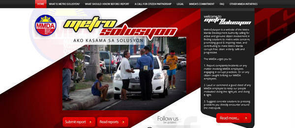 TopGear.com.ph Philippine Car News - You can now report unscrupulous MMDA personnel online