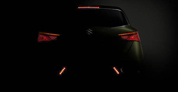 TopGear.com.ph Philippine Car News - Suzuki shares another teaser photo of its S-Cross crossover concept
