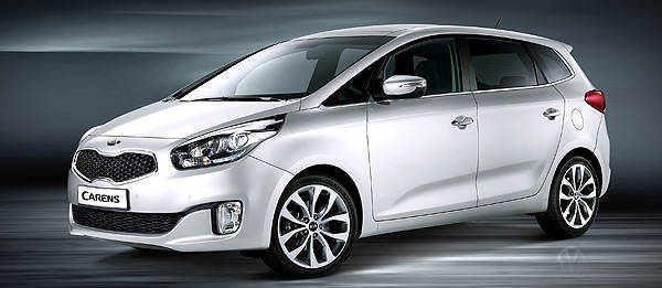 TopGear.com.ph Philippine Car News - Kia shows off next-generation Carens