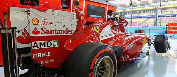 TopGear.com.ph Philippine Car News - Ferrari, Shell celebrates 500th grand prix in Singapore
