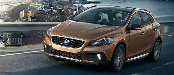 TopGear.com.ph Philippine Car News - Volvo launches V40 Cross Country