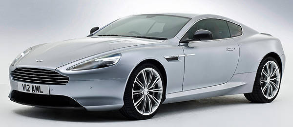 TopGear.com.ph Philippine Car News - Aston Martin updates DB9 to replace Virage