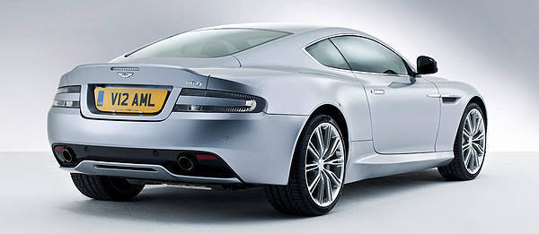 ToppGear.com.ph Philippine Car News - Aston Martin updates DB9 to replace Virage
