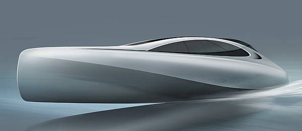 TopGear.com.ph Philippine Car News - Mercedes-Benz teams with boat builder to create 14-meter yacht