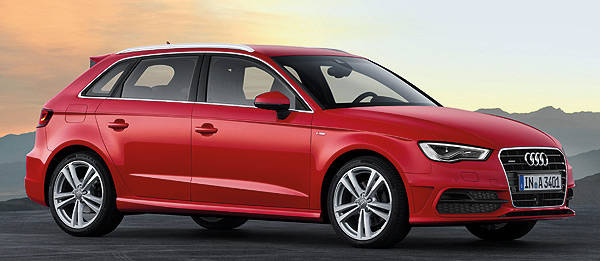 TopGear.com.ph Philippine Car News - Audi to debut all-new S3, A3 Sportback at Paris Motor Show